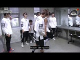[RUS SUB] BANGTAN BOMB - Kings of Jump rope BTS